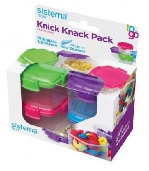 Sistema Knick Knack Pack