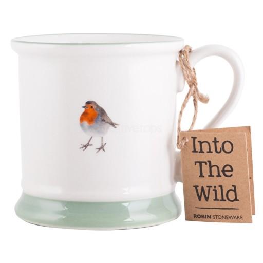 Creative Tops Into The Wild Robin Tankard Mug