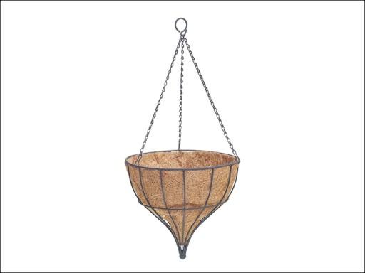 Teardrop Hanging Basket Twin Pack
