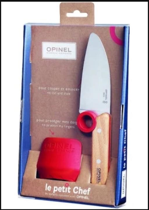 Opinel Knife Beech Handle & Guard