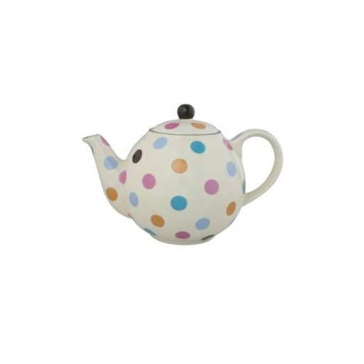 Teapot Spots London Pottery