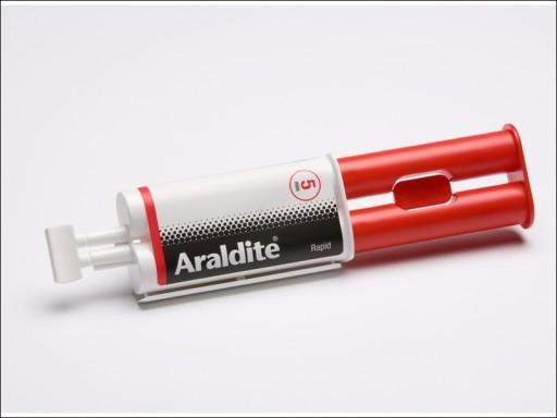 Araldite Rapid Syringe 24ml ARA-400007