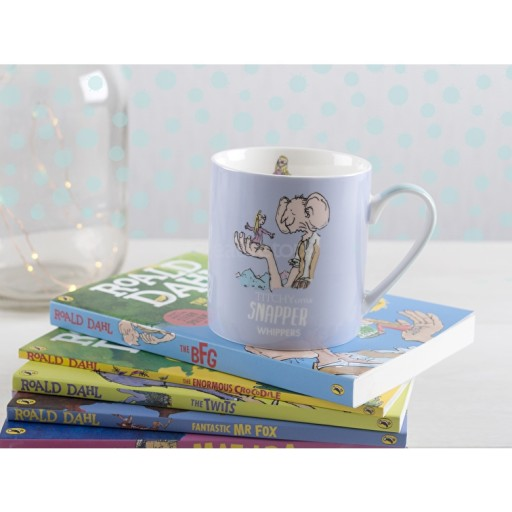 Roald Dahl BFG Can Mug In Window Box