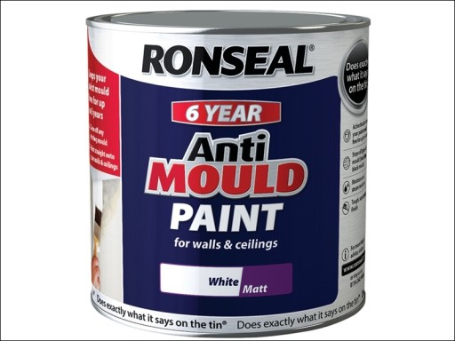 Ronseal Anti Mould Paint Matt
