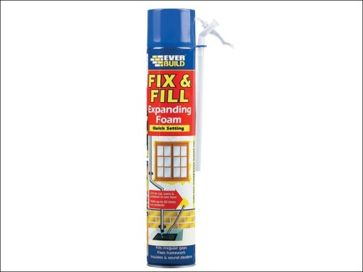 Everbld Fill & Fix Expanding Foam 750Ml N