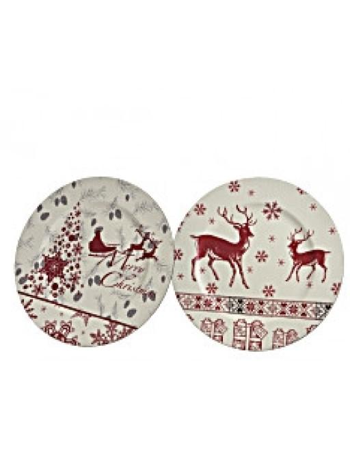 Charger Plate Christmas