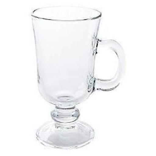 Glasses Entertain Irish Coffee