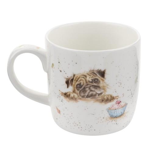 Wrendale Mug Pug Love