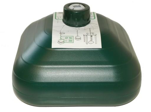 Hhoutdr Parasol Base Plastic Green P