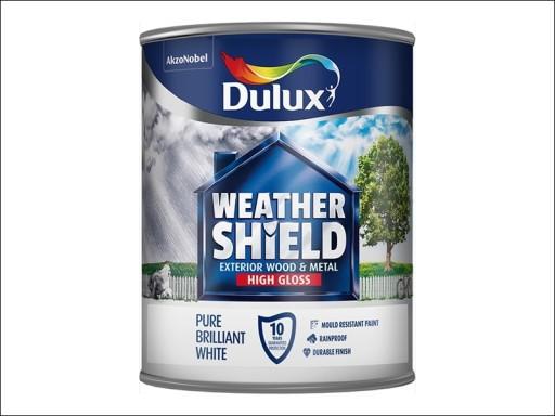 Dulux Weather Shield Gloss Pbw 750Ml