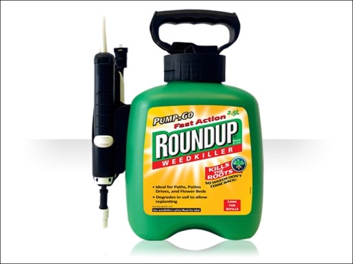Roundup Pump And Go 2.5L