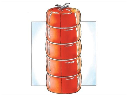 Hotcoat Cylinder Jacket 42Inx18In (Bag)