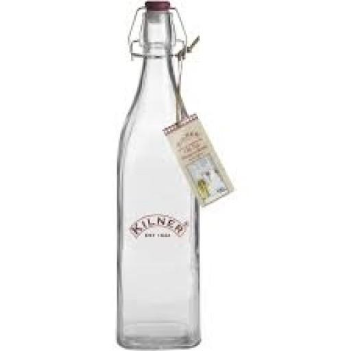 Kilner Bottle Clip Top 1Lt