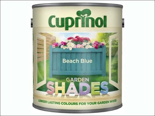 Cuprinol Shades Beach Blue 1Ltr