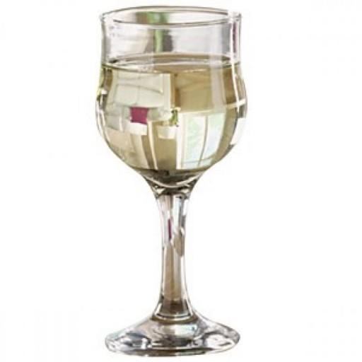 Glasses Tulip White Wine