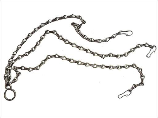Hanging Basket Chain 3 Leg 16in HBC16