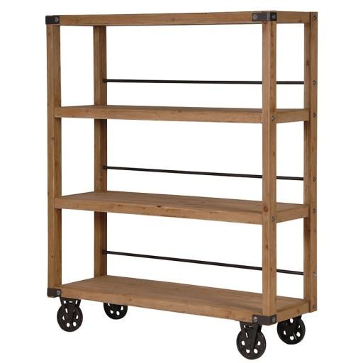 Wooden Unit Shelf