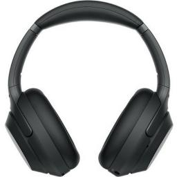 Sony WH1000XM3BCE7 Headphones Black Wireless Noise Cancelling Over Ear