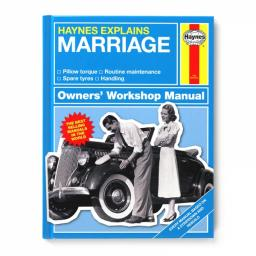 Haynes Manual Marriage