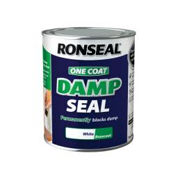 One Coat Damp Seal White 250ml