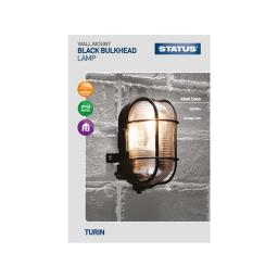 Bulk Head light Fitting