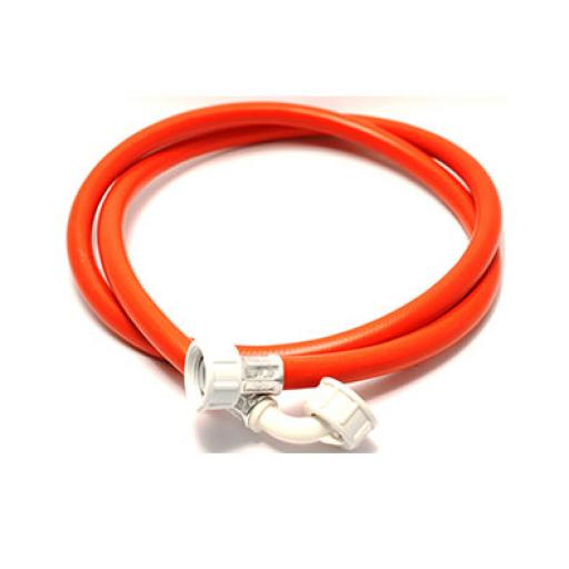 Oracstar Washing Machine & Dishwasher Inlet Hose 1.5m Red 1 Pk