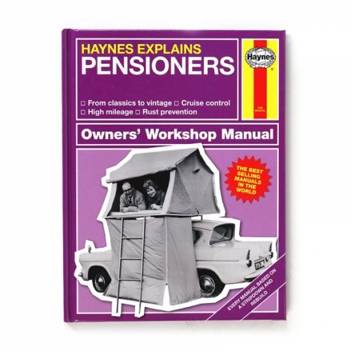 Haynes Manual Pensioners