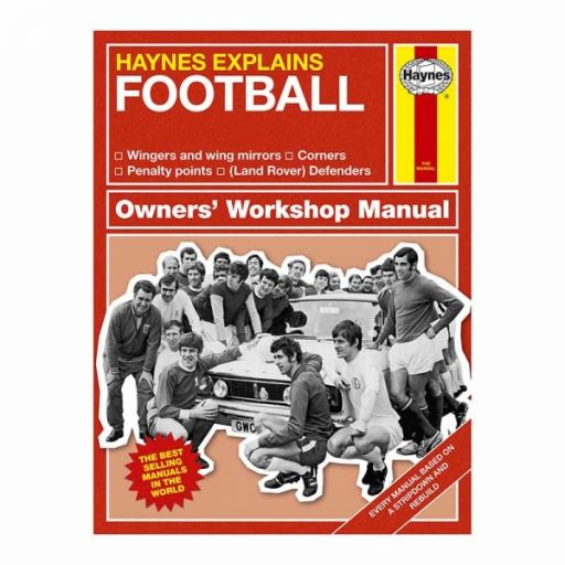Haynes Manual Football