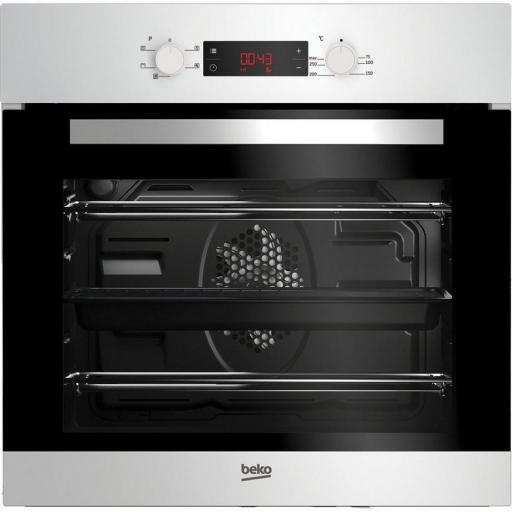 Beko CIF81W Built In Electric Programmable Single Oven - White - A Rated