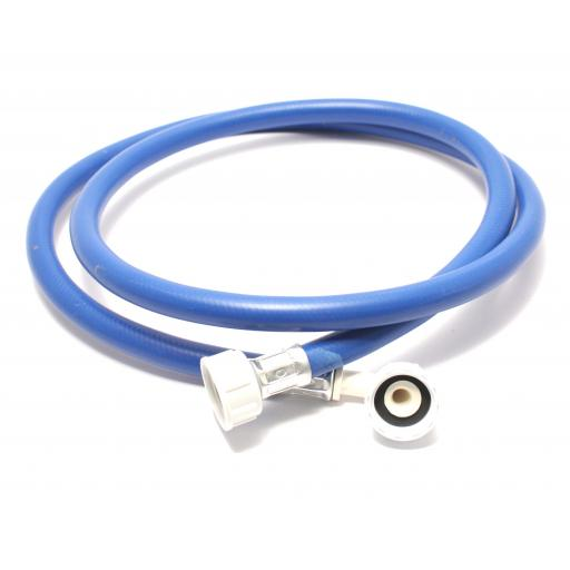 Washing Machine & Dishwasher Inlet Hose 2.5m Blue