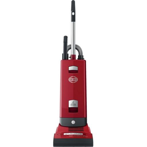 Sebo 91503GB X7 Upright Vacuum Cleaner - Energy Rating C