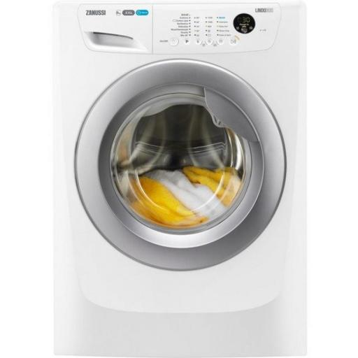Zanussi ZWF91483WR 9kg 1400 Spin Washing Machine - White - A+++ Rated