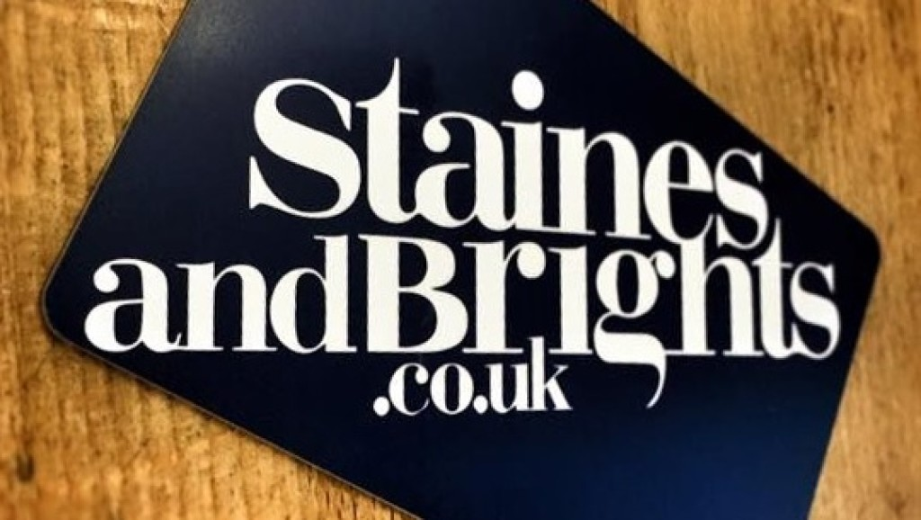 Staines & Brights Loyalty Card
