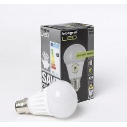 5.5 Watt BC LED Auto Light Sensor Bulb
