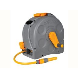 Hozelock Hose Reel 2In1 Complete Enclose