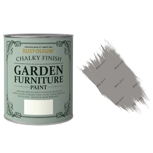 Garden Chalky Paint Anthracite
