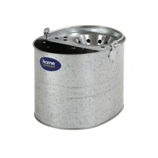 Mop Bucket Galvanised