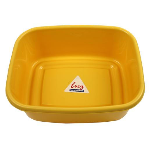 Lucy Oblong Bowl Mild Yellow Small