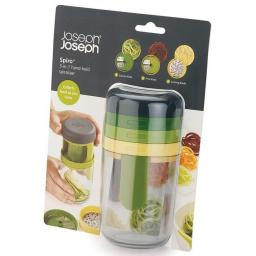 Joseph Joseph Spiro 3-in-1 hand-held spiralizer