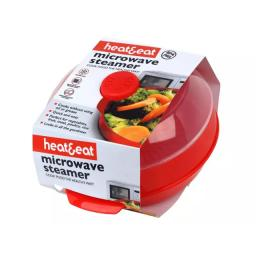 Heat & Eat Microwave Steamer