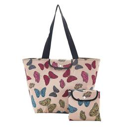 Eco Chic Foldable Cool Bag Butterfly