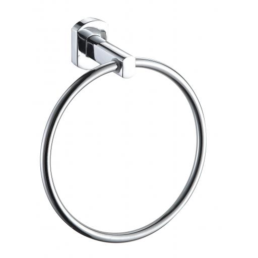Showerdrape Admiralty Towel Ring