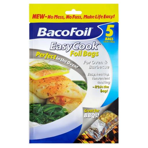 Bacofoil Easy Cook Foil Bags