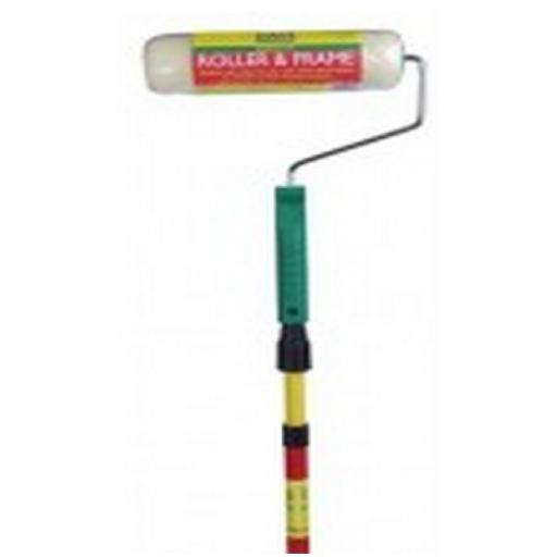 Rodo FFJ Paint Roller And Pole Set