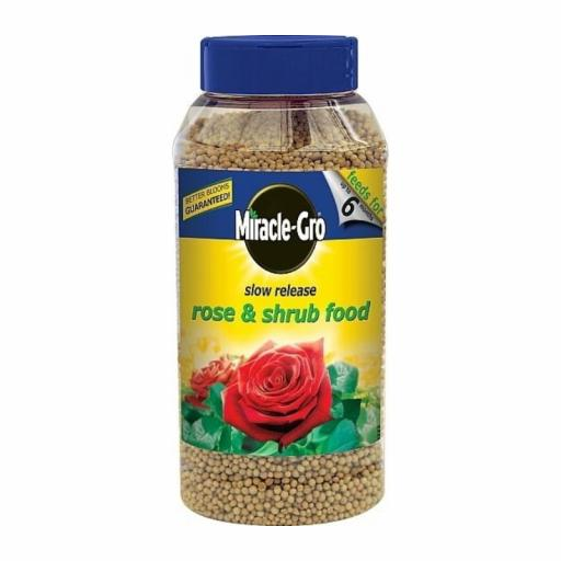 Rose & Shrub Continuous Plant Food 1kg