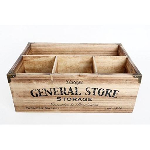 Crate General Store White