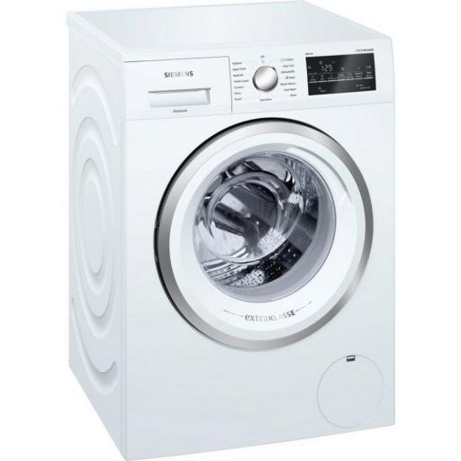 Siemens WM14T481GB extraKlasse 8kg 1400 Spin Washing Machine - White - A+++ Energy Rated