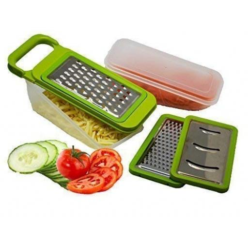 Grater With Storage Cusinepro