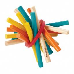 Plan Toys Pick Up Sticks Tin