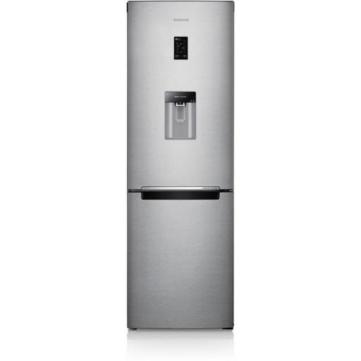 Samsung RB31FDRNDSA 60cm Total No Frost Fridge Freezer - Water Dispenser - Silver